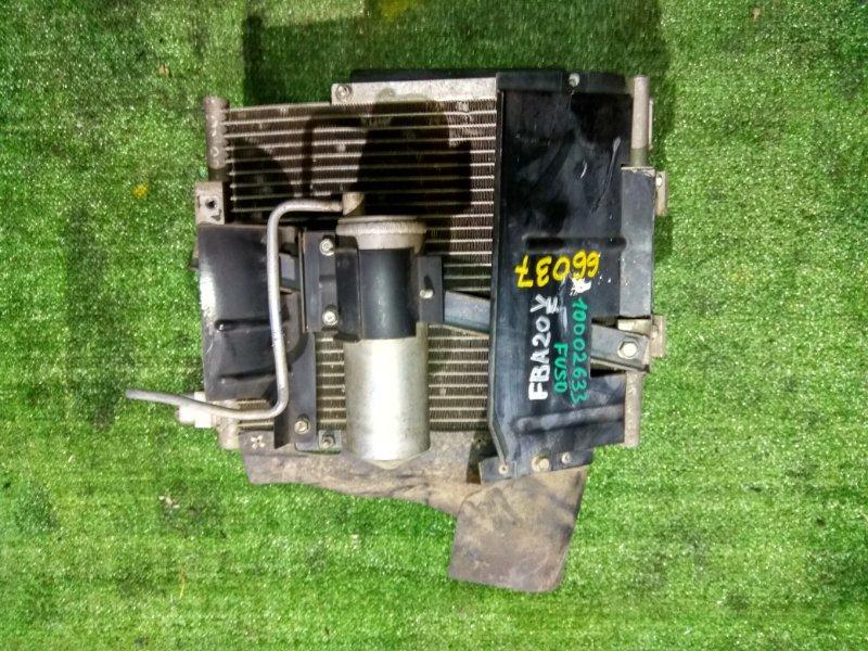 Радиатор кондиционера Mitsubishi Fuso Canter FBA20 4P10