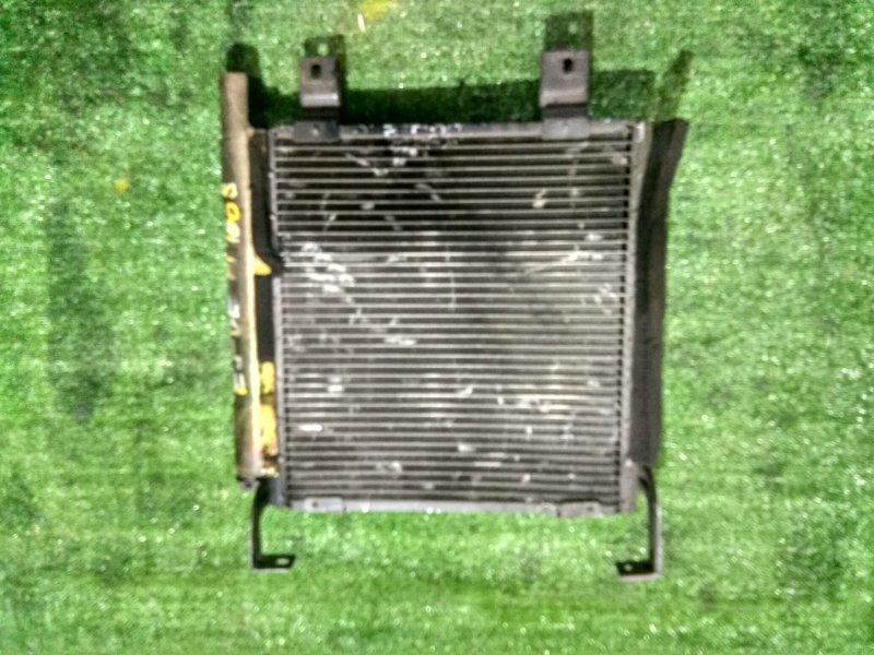 Радиатор кондиционера Daihatsu Storia M100S EJ-DE