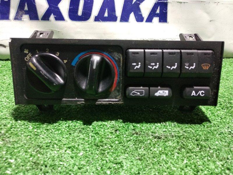 Климат-контроль Honda S-Mx RH1 B20B электро-механический