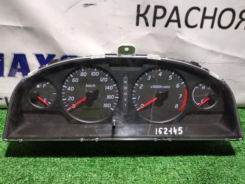 Щиток приборов Nissan Bassara JTU30 QR25DE P95 AE101 АТ с тахометром
