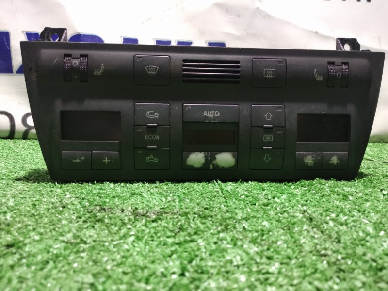 Климат-контроль Audi A6 Allroad C5 BES 2000 4BO 820 043AR с фишками