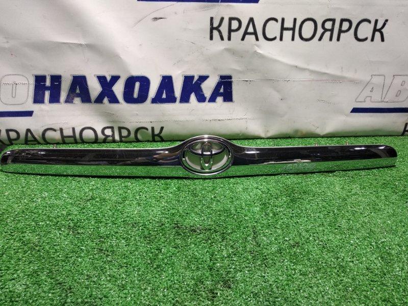 Накладка на багажник Toyota Mark Ii GX110 1G-FE хром