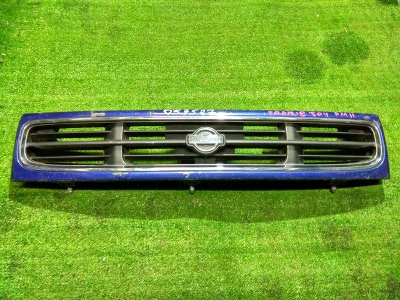 Решетка радиатора Nissan Prairie M11 CA20S JOY