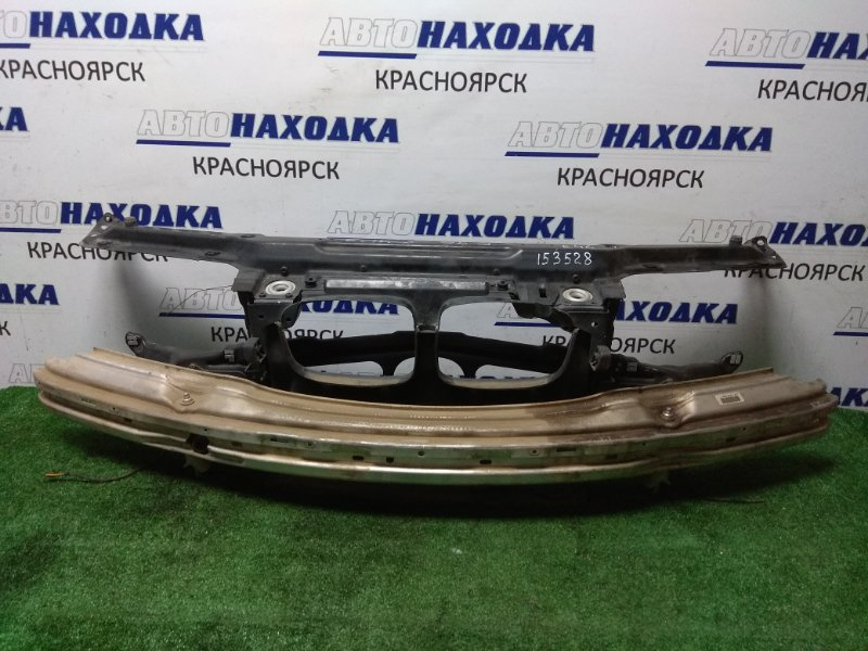 Рамка радиатора Bmw 325I E46 M54B22 1998 передняя с замком, с усилителем (швеллером)