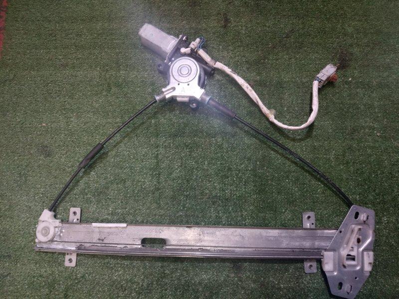 Стеклоподъемник Honda Avancier TA1 F23A передний правый 6 КОНТАКТОВ