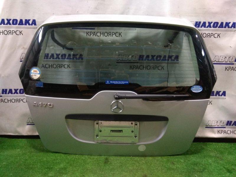 Дверь задняя Mercedes-Benz A170 169.032 266.940 2004 задняя A1697400005 в сборе