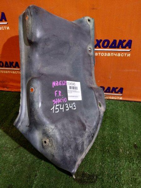 Защита двс Toyota Corolla CE121 1NZ-FE передняя правая 51441-12190 SPACIO NZE121