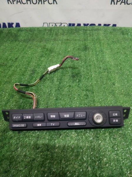 Блок управления Nissan Bassara JTU30 QR25DE блок управления магнитофоном