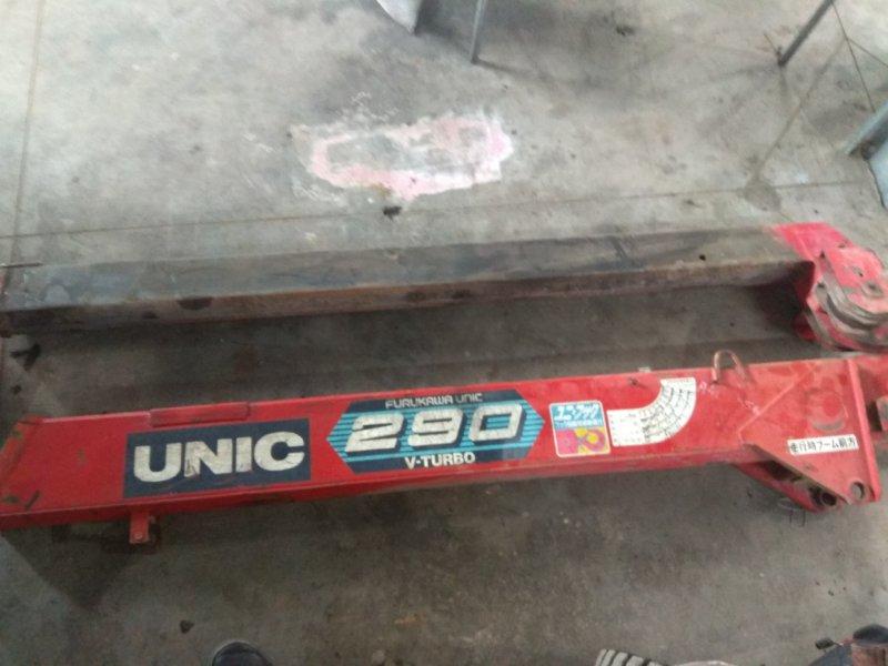 Секция стрелы Unic Ur290 1992 ПЕРВАЯ-UNIC UR290 V-TURBO 12. 1992 г.в. , (с трёхсекционки)