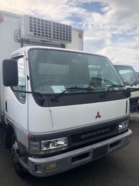 Рефрижератор Mitsubishi Canter FE63EE 4M51 2001 Будка рефрижераторная с холодильной установкой