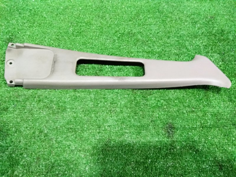 Обшивка стойки кузова Toyota Corona ST190 4S-FE 1994 правая верхняя обшивка правая верхняя средней