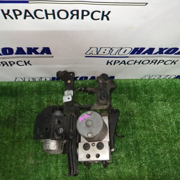 Блок abs Audi A6 Allroad C5 BES 2000 8E0 614 111 AS + Насос вакуумный 8E0 927 317 A