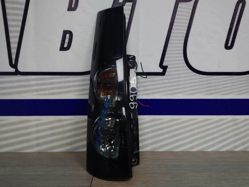 Фонарь задний Chevrolet Cruze HR51S M13A задний левый 7996 L черн с хром кругами 00-04гг
