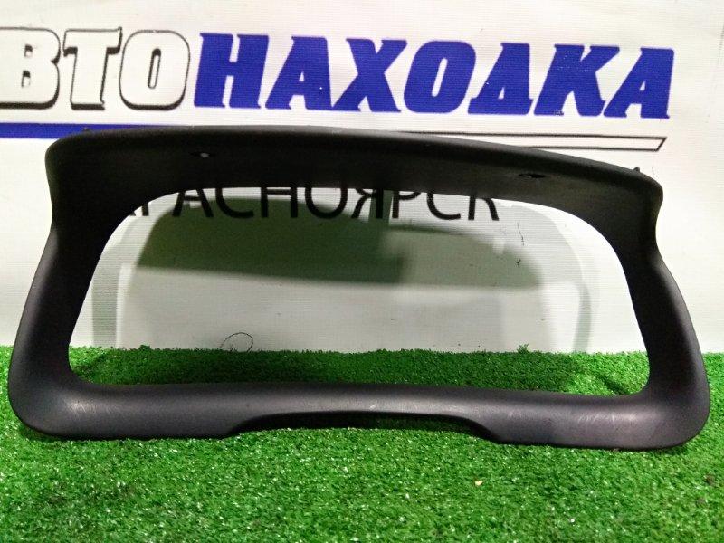 Козырек панели приборов Toyota Corolla AE100 5A-FE 1993 Обрамление щитка приборов. Клипсы целые.