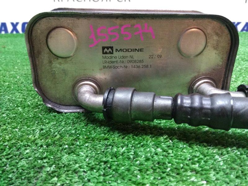 Теплообменник Bmw 325I E46 2001 теплообменник с радиатора ДВС