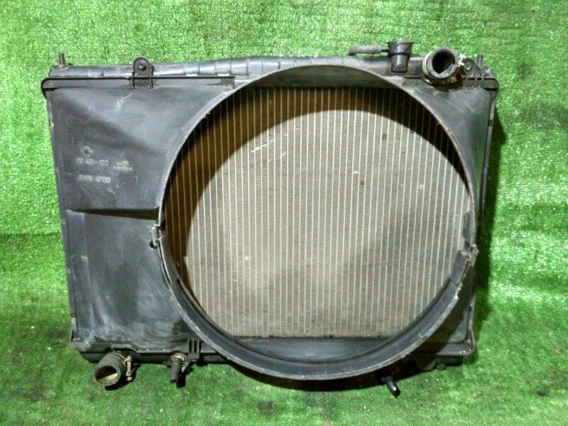 Радиатор двигателя Nissan Cedric HY33 VQ30DE AT