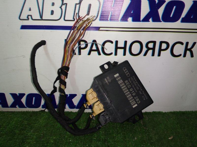 Блок управления Audi A6 Allroad C5 BES 2000 8E0 919 283 парктроник