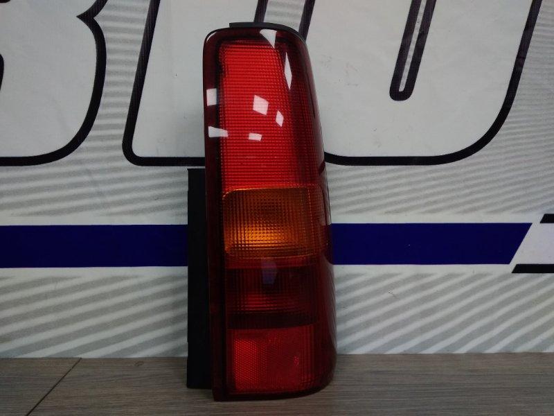 Фонарь задний Suzuki Jimny JB23W K6A-T 1998 задний правый 220-32081 220-32081 R