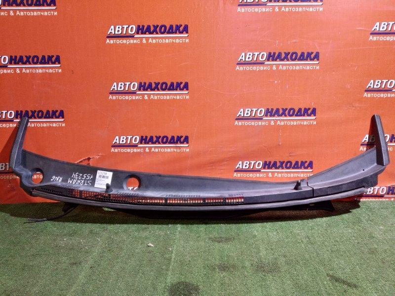 Решетка под лобовое стекло Honda Stream RN6 R18A 74220-SMA-00-50 В СБОРЕ