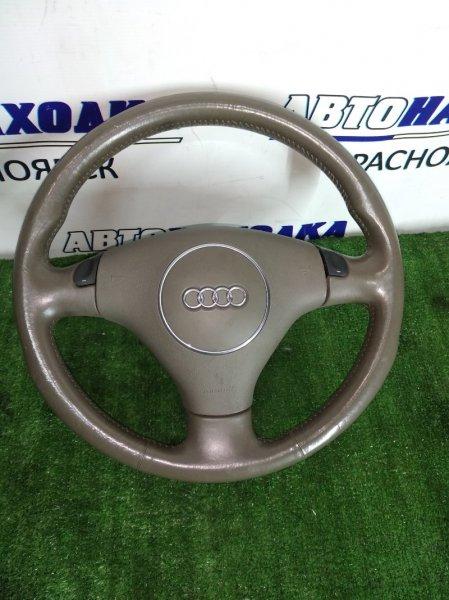 Руль Audi A6 Allroad C5 BES 2000 +заглушка AIRBAG