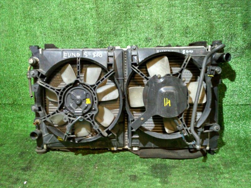 Радиатор двигателя Mazda Eunos 800 TA5 KL-ZE AT