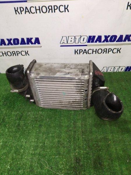 Интеркуллер Audi A6 Allroad C5 BES 2000 левый 0787145805N +радиатор охлаждения акпп