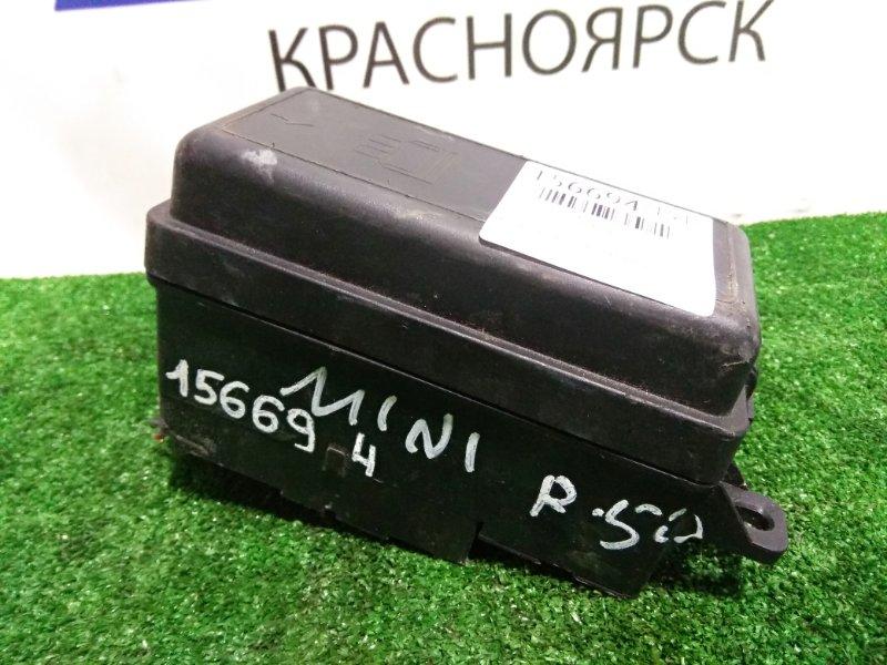 Блок предохранителей Mini Cooper MINI R50 W10B16A 2001 подкапотный