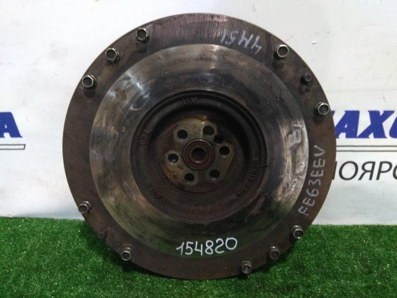 Маховик Mitsubishi Canter FE63EE 4M51 2001 ME241598 ME241598 С МТ6 V-5.2 Диаметр=372 мм/ венец 350( 114 зубов),