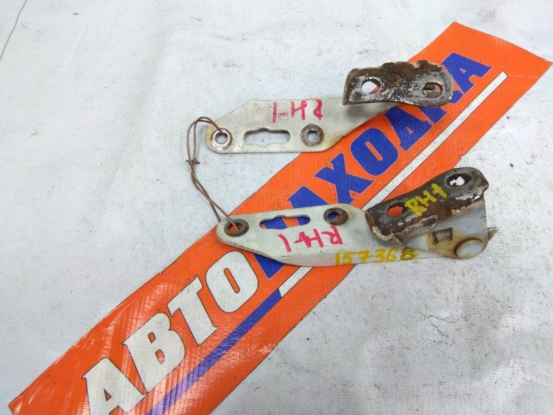 Кронштейн капота Honda S-Mx RH1 B20B 1995 60120-ST0-000ZZ, 60170-ST0-000ZZ пара