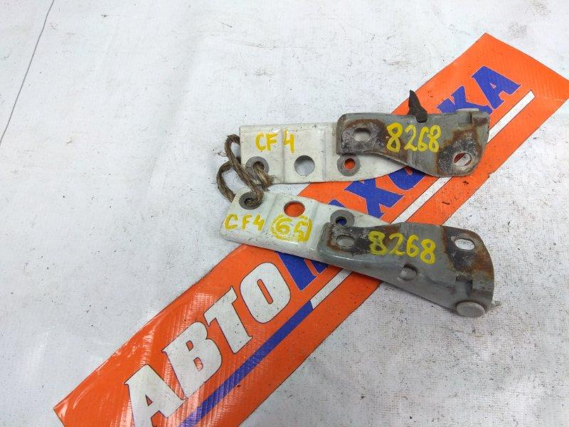 Кронштейн капота Honda Accord CF4 F20B 1997 60170-S0A-000ZZ, 60120-S0A-000ZZ пара