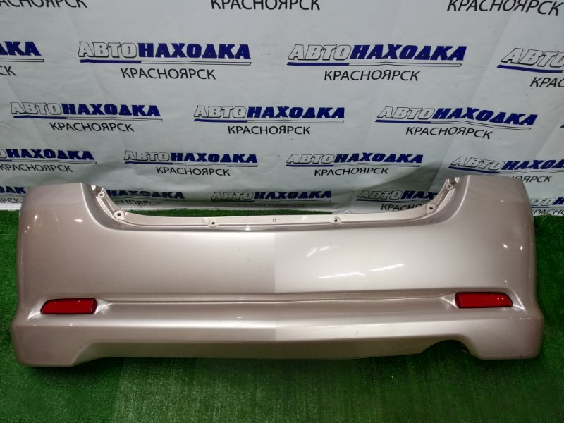 Бампер Daihatsu Yrv M201G K3-VE 2001 задний хорошее состояние