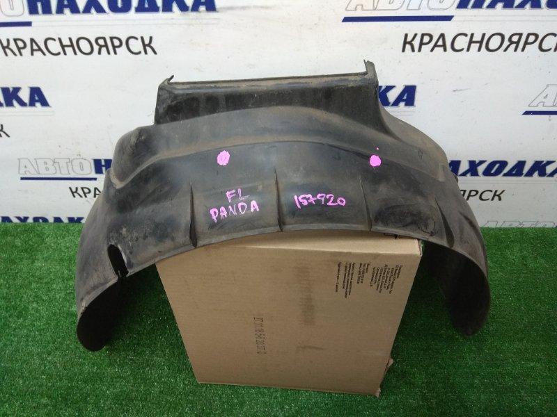 Подкрылок Fiat Panda 169 2003 передний левый 4 684 9140 SX FL