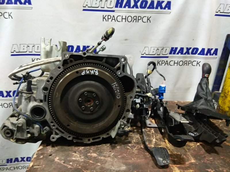 Мкпп Mazda Axela BK5P ZY-VE 2003 пробег 116 т.км. + маховик с болтами, диск, корзина и выжимной +