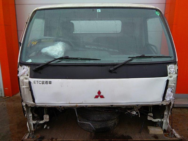 Кабина грузовая Mitsubishi Canter FE62EE 4M51 2000 FE62EE-560240 Широкая, без спальника, 24V, салон с SRS и