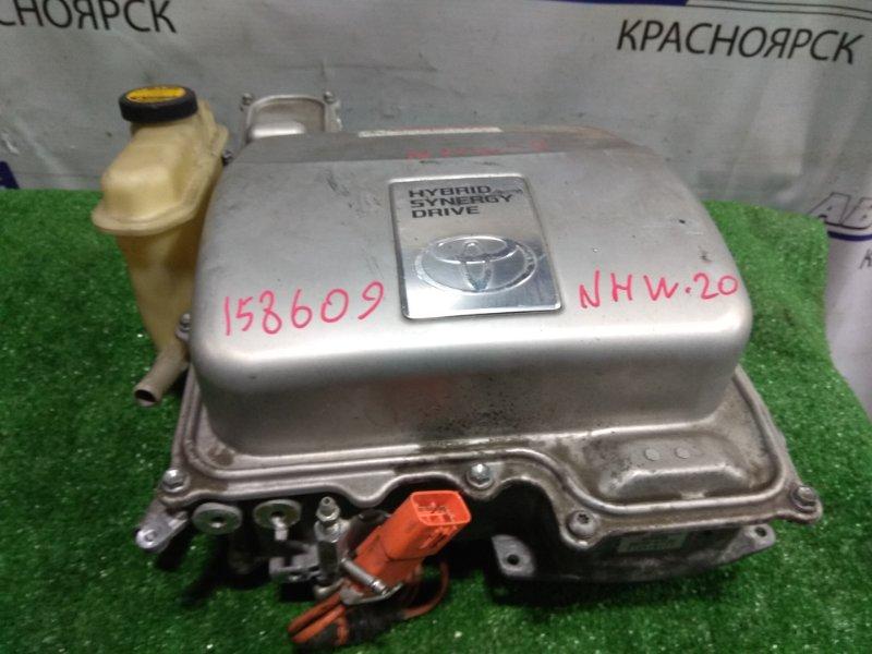 Инвертор Toyota Prius NHW20 1NZ-FXE 2003 G9200-47120, G9200-47100 с аукционного авто, пробег 90 т.км. Есть