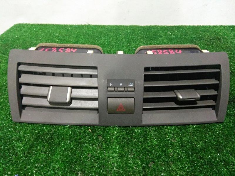 Дефлектор Toyota Camry ACV40 2AZ-FE 2006 55660-33170-E0 пара центральных дефлекторов обдува с кнопкой