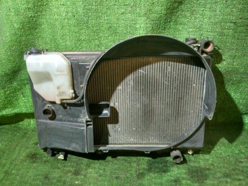 Радиатор двигателя Toyota Mark Ii Grande JZX110 1JZ-FSE БЕЗ ОХЛАЖДЕНИЯ КПП