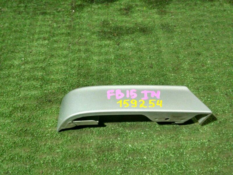 Планка под стоп Nissan Sunny FB15 QG13 задняя левая