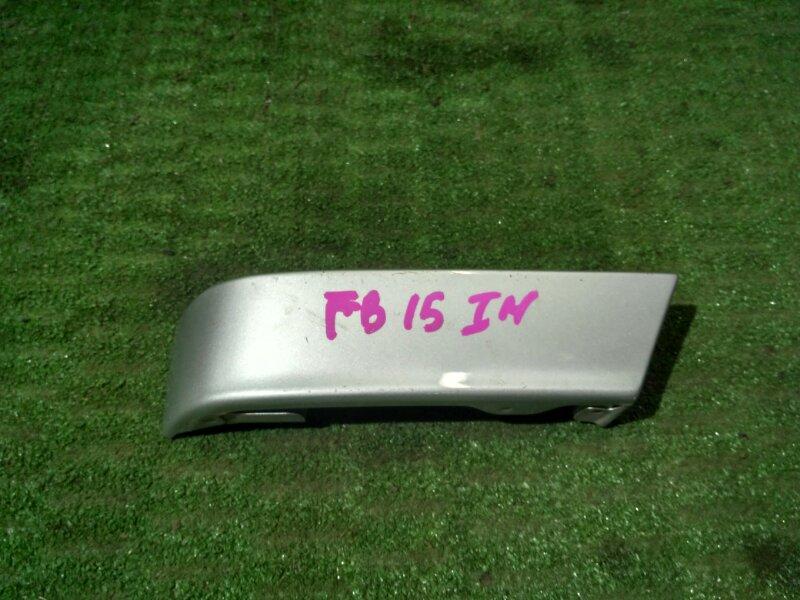 Планка под стоп Nissan Sunny FB15 QG13 задняя правая 1MOD