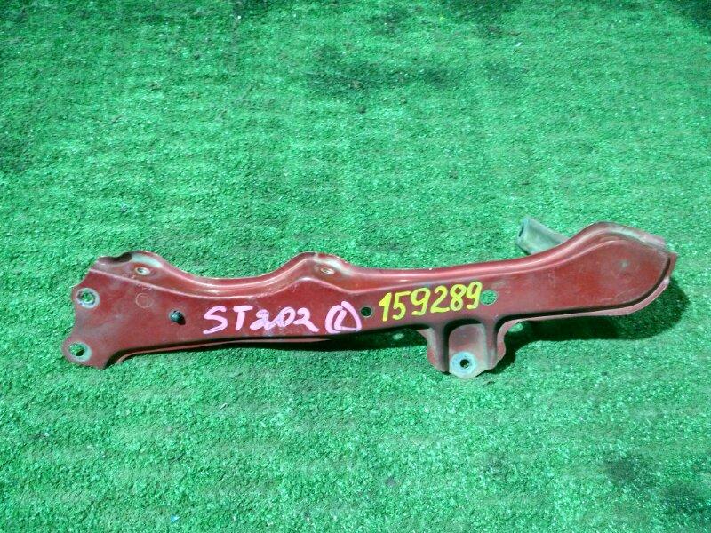 Рамка радиатора Toyota Carina Ed ST202 3S-GE передняя левая ВЕРХНЯЯ ЧАСТЬ