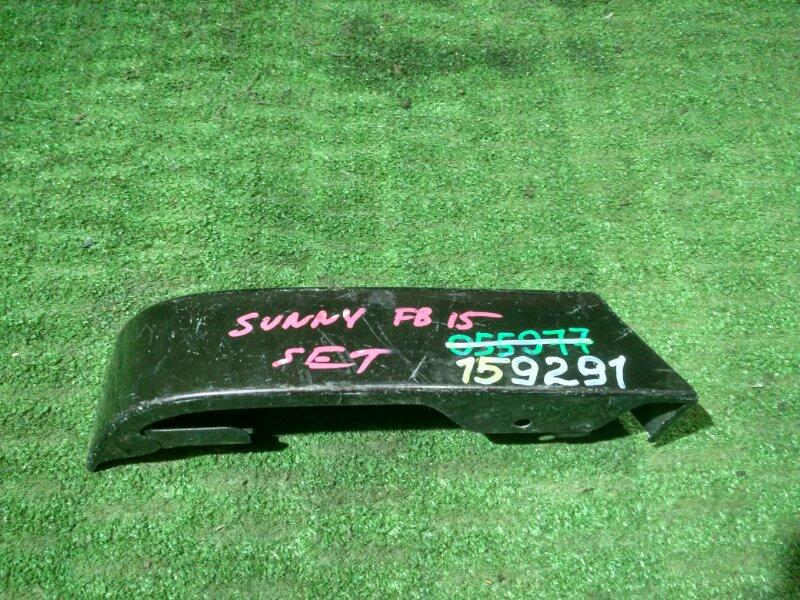 Планка под стоп Nissan Sunny FB15 CG13DE задняя левая