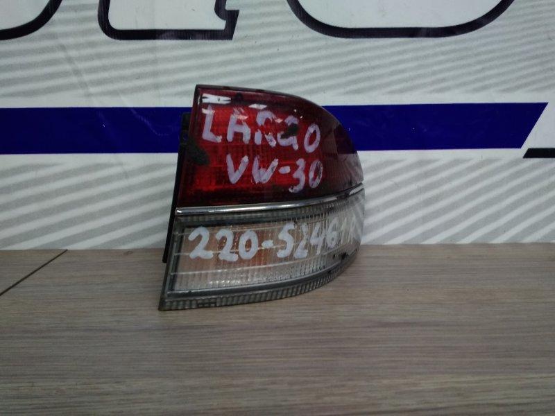 Фонарь задний Nissan Largo NW30 задний правый 220-52461 ***полировка***