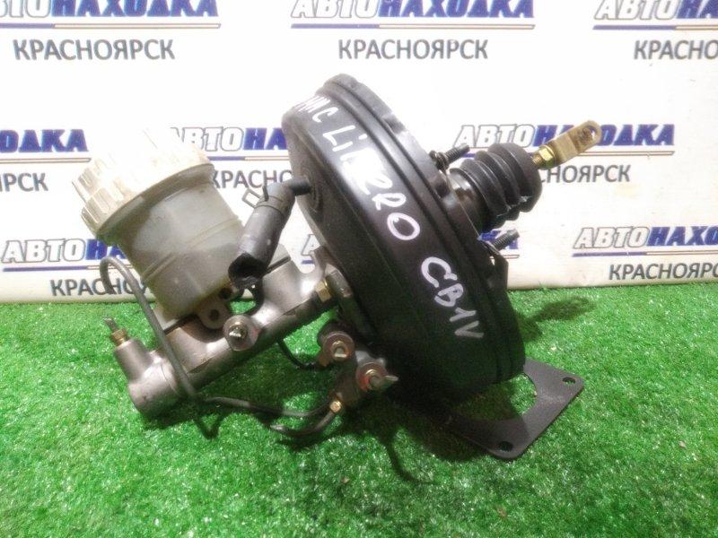 Главный тормозной цилиндр Mitsubishi Libero CB1V c тонким вакуумником