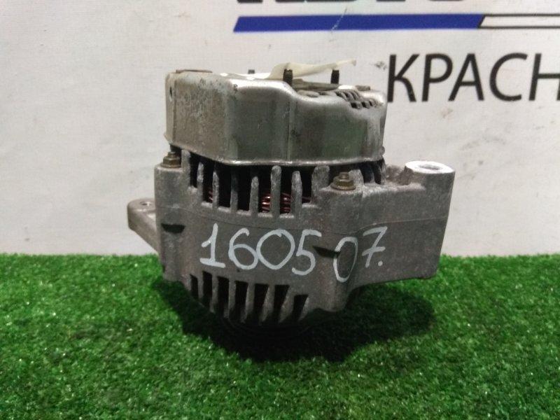 Генератор Nissan Moco MG21S K6A 2002 3140073H01 2 контакта, пробег 66 т.км.