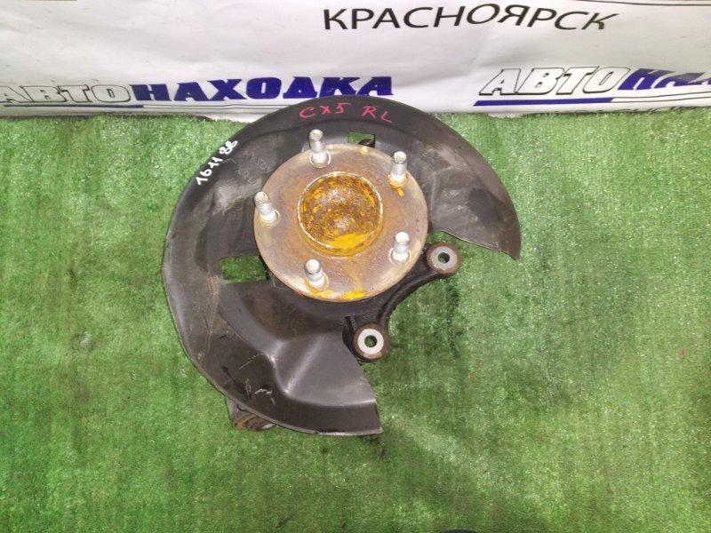 Ступица Mazda Cx-5 KE2FW SH-VPTS 2012 задняя левая abs, голая