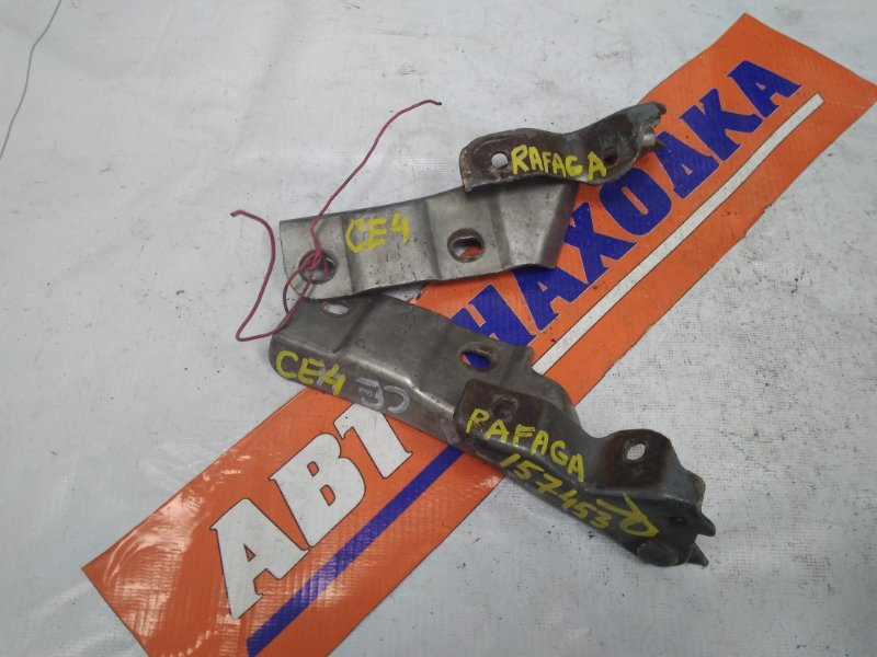 Кронштейн капота Honda Rafaga CE4 G20A 1989 60120-SL5-A00ZZ, 60170-SL5-A00ZZ пара