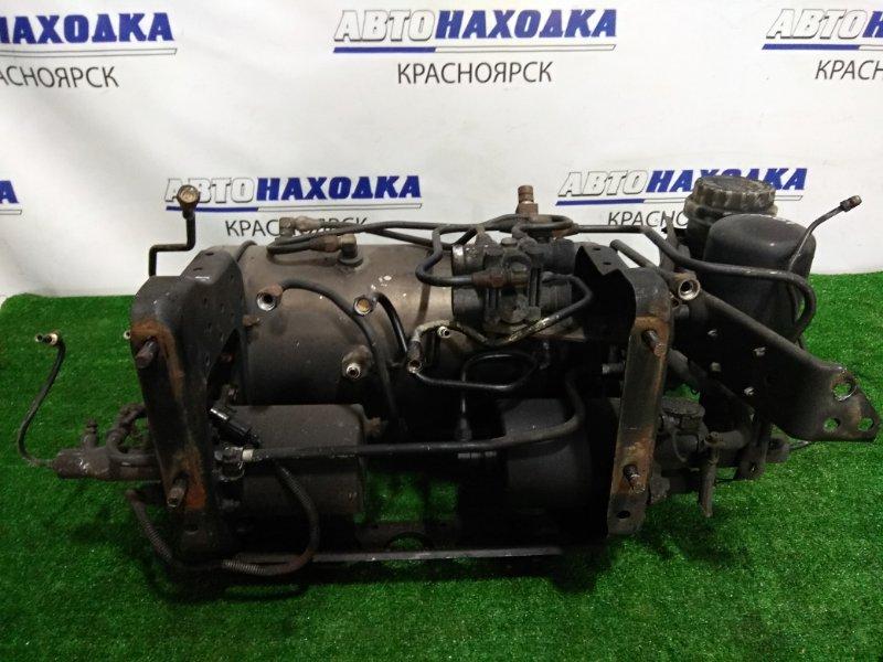Ресивер тормозной системы Mitsubishi Fuso FH21GG 6M61 2001 ПГУ в сборе: ГТЦ