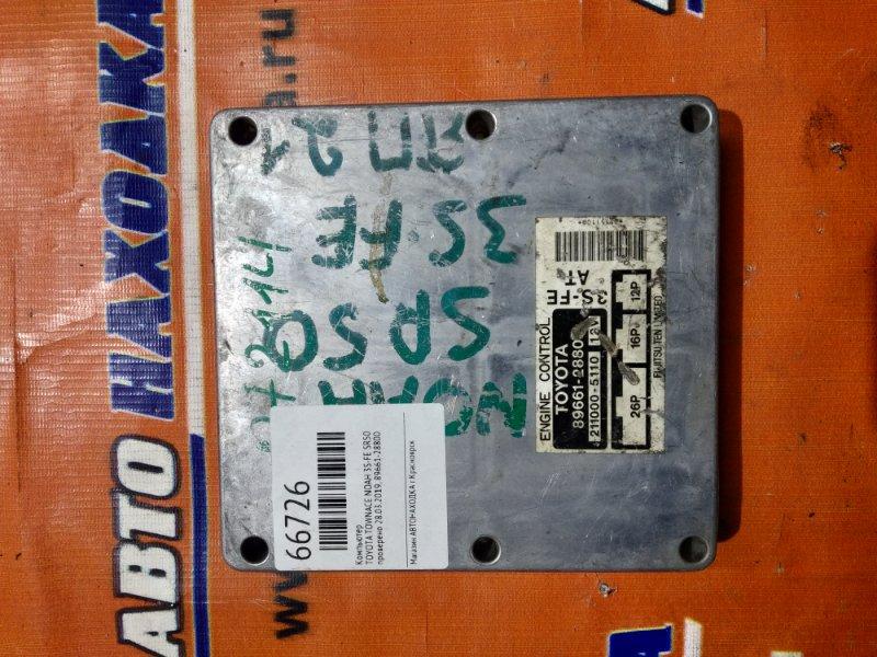 Компьютер Toyota Townace Noah SR50 3S-FE 89661-28800