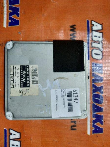 Компьютер Toyota Scepter SXV15 5S-FE 89661-33500
