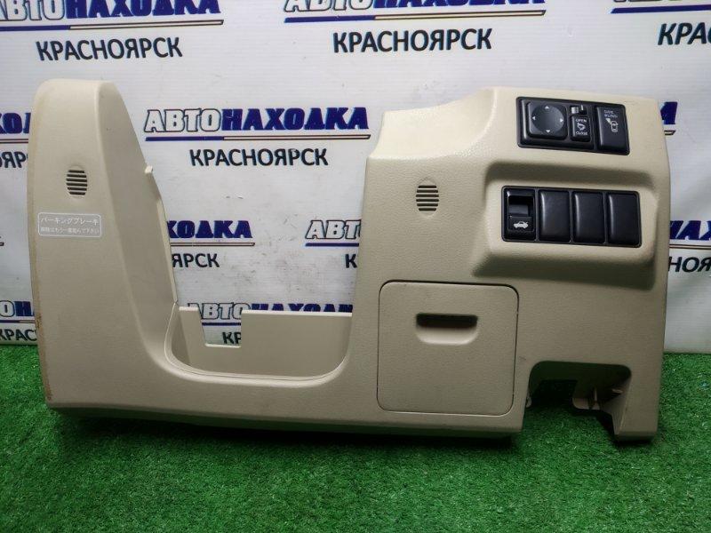 Консоль Nissan Bluebird Sylphy KG11 MR20DE под руль/ с блоком управления зеркалами
